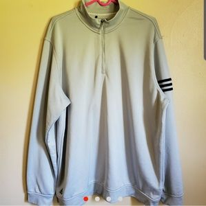Adidas Golf Half Zip Sweatshirt
